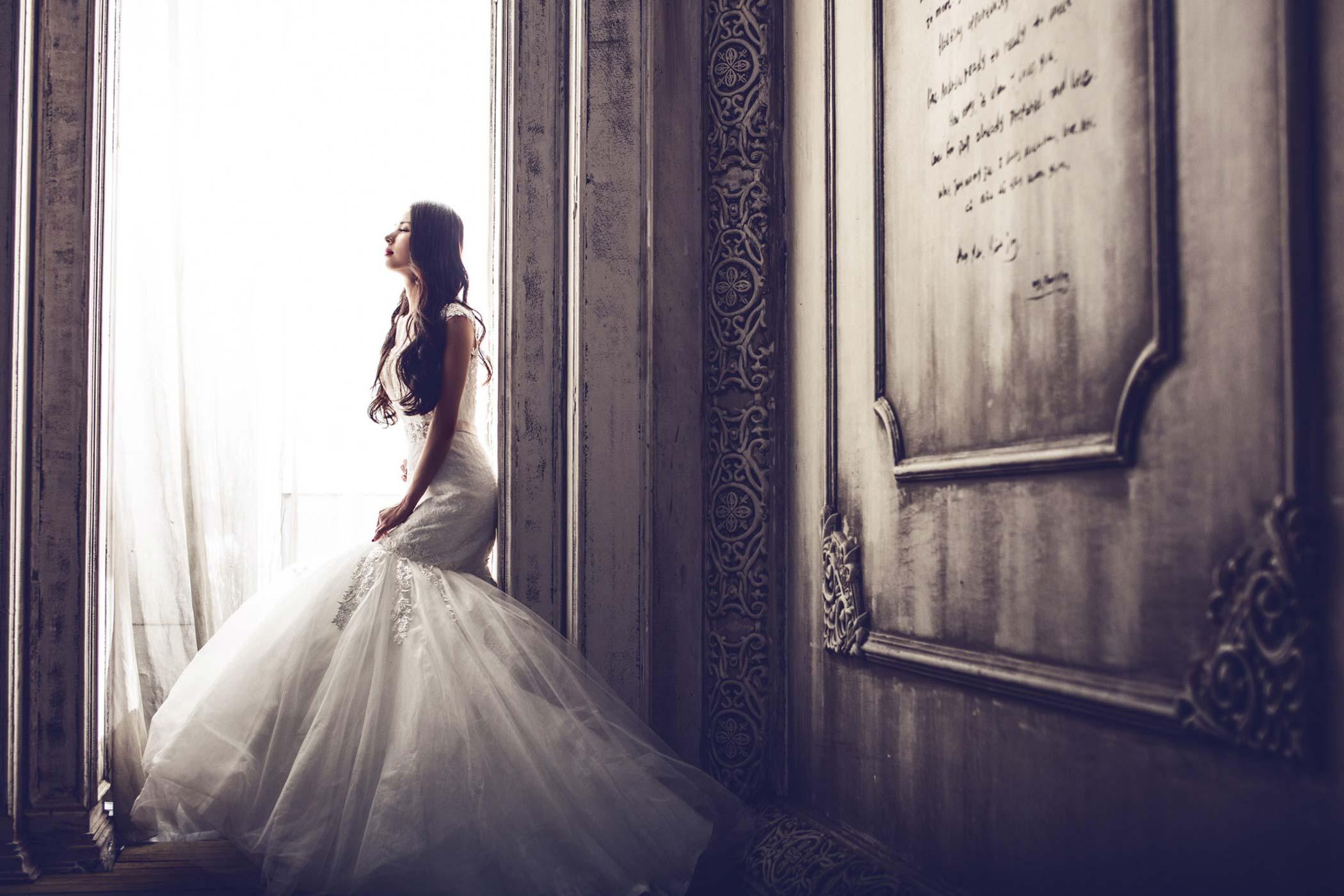 拍韩式婚纱照有哪些需要注意的事项